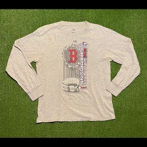 Boston Red Sox 2013 World Series Champions T Shirt